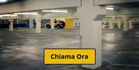 Soccorso-con-carro-attrezzi-di-veicoli-nei-garage-sotterranei